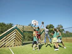 Multi-sport court Villages Nature® Paris Marne La Vallée Center Parcs
