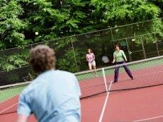 Tennis (draußen) De Eemhof Zeewolde Center Parcs
