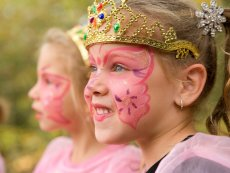 Wannabe a Princess or Knight Park Bostalsee Sankt Wendel Center Parcs