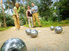 Pétanque Port Zélande Ouddorp Center Parcs