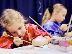 Kids Workshop Limburgse Peel America Center Parcs