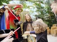 Wannabe een Goochelaar Les Bois-Francs Verneuil sur Avre Center Parcs
