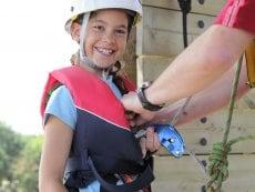 Cool Factor: Tower Jump Les Trois Forêts Metz Center Parcs