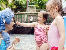 Orry & ses Amis: Aqua Party De Kempervennen Westerhoven Center Parcs