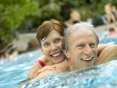 Seniors Early Bird Swimming De Eemhof Zeewolde Center Parcs
