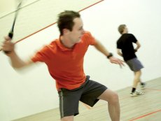 Squashen Limburgse Peel America Center Parcs