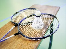 Badminton (indoor & outdoor) Erperheide Peer Center Parcs