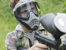 Paintball (en extérieur) De Kempervennen Westerhoven Center Parcs
