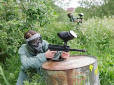 Paintball Parc Sandur Emmen Center Parcs