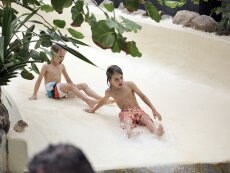 Wildwaterbaan Erperheide Peer Center Parcs