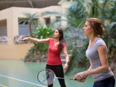 Badminton (indoor & outdoor) Les Bois-Francs Verneuil sur Avre Center Parcs