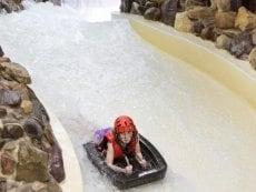 Wild Water Rafting Het Heijderbos Heijen Center Parcs