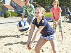 Beach Games Erperheide Peer Center Parcs