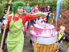 Orry & Freunde: Kids Parade Limburgse Peel America Center Parcs