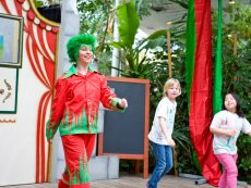 Orry & Friends: Kids' Disco Limburgse Peel America Center Parcs