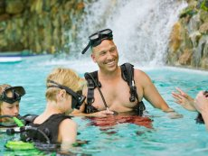 Dive Introduction (2h) Park Hochsauerland Winterberg Center Parcs