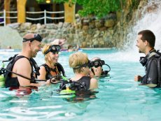 PADI Scuba Diver Cursus, 2-daags Port Zélande Ouddorp Center Parcs
