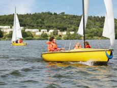 Sailing School Park Bostalsee Sankt Wendel Center Parcs
