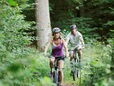 Mountain Biking Park Bostalsee Sankt Wendel Center Parcs