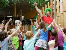 Orry & Freunde: Kids Disco De Eemhof Zeewolde Center Parcs