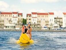 Bananenboot De Eemhof Zeewolde Center Parcs