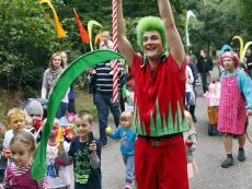 Kids Parade Bispinger Heide Soltau Center Parcs