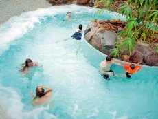 Lazy River Het Meerdal America Center Parcs
