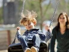 Kinderspielplatz De Eemhof Zeewolde Center Parcs