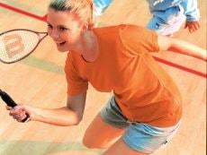 Squash De Kempervennen Westerhoven Center Parcs