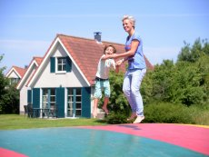 Trampolin De Kempervennen Westerhoven Center Parcs