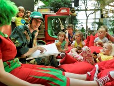 Orry & Friends: Bedtime stories Park Bostalsee Sankt Wendel Center Parcs