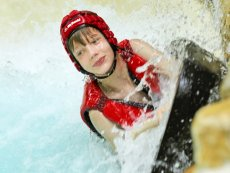 Cool Factor: Wild Water rafting De Vossemeren Lommel Center Parcs