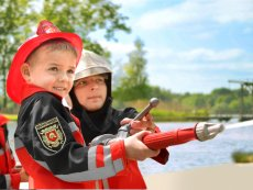 Wannabe ein Feuerwehrmann De Huttenheugte Dalen Center Parcs