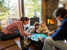 Family games pack Het Meerdal America Center Parcs