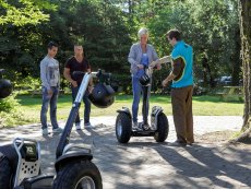 Segway (verhuur) Port Zélande Ouddorp Center Parcs
