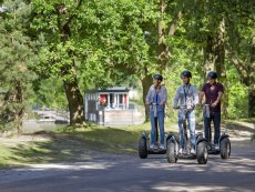Segway (location) De Kempervennen Westerhoven Center Parcs