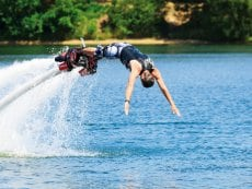 Flyboard De Eemhof Zeewolde Center Parcs