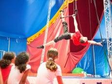 Sensation Cirque Les Hauts de Bruyères Chaumont Center Parcs