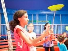 Academy: Circus Het Heijderbos Heijen Center Parcs