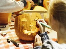 Halloween activities Le Bois aux Daims Poitiers Center Parcs