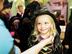 Wannabe eine Hexe oder ein Vampir Park Hochsauerland Winterberg Center Parcs