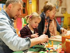 Familie Workshops Park Eifel Vulkaneifel Center Parcs