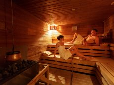 Sauna Erperheide Peer Center Parcs