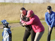 Golf lessons Parc Sandur Emmen Center Parcs