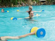 Aqua Workouts Park Bostalsee Sankt Wendel Center Parcs