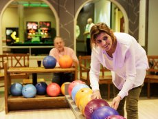 Bowling Limburgse Peel America Center Parcs