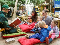 Orry & Friends: Bedtime stories Limburgse Peel America Center Parcs