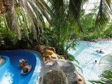 Wasserrutschen De Vossemeren Lommel Center Parcs