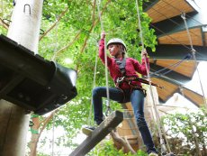 High Adventure Experience (indoors) De Vossemeren Lommel Center Parcs