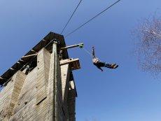Cool Factor: Free Fall Les Trois Forêts Metz Center Parcs